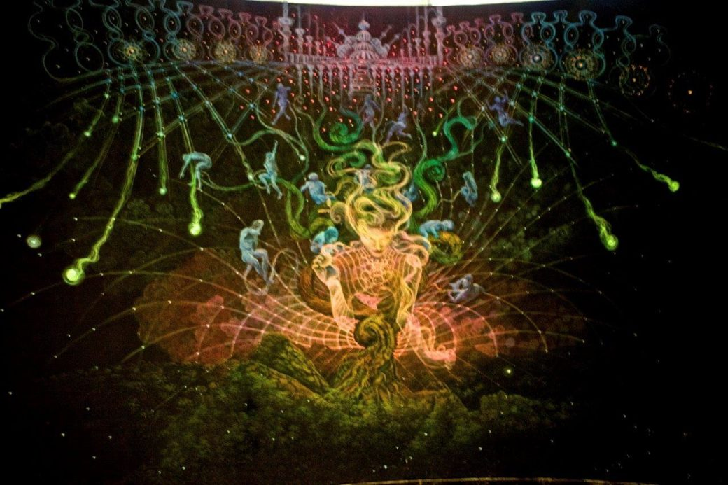 Becoming the Ayahuasca