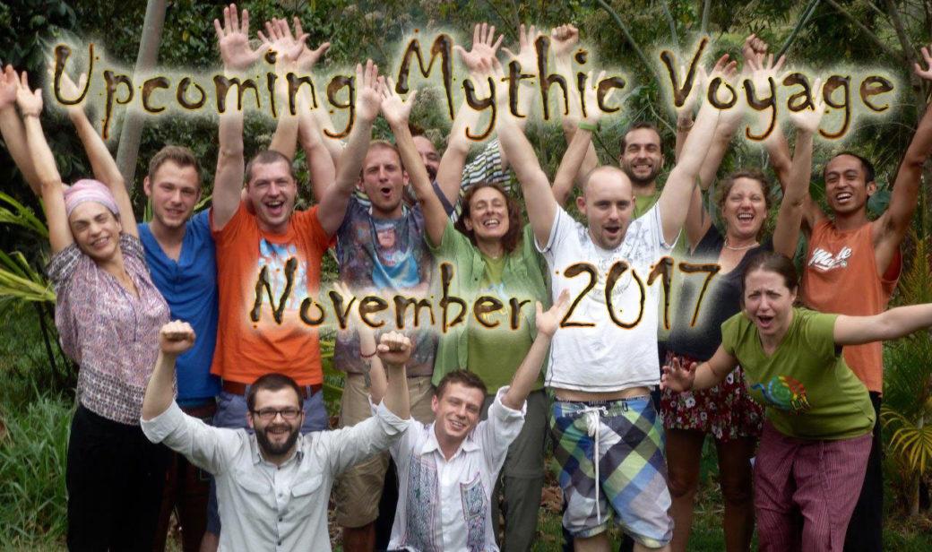 Mythic Voyage November 2017