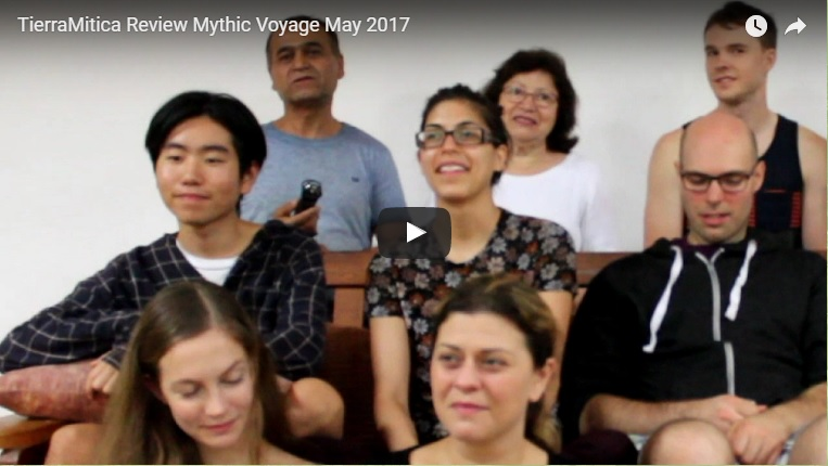 Ayahuasca workshop Mythic Voyage May 2017 Review